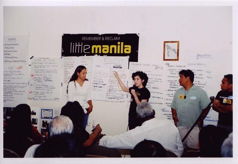 Little Manila Foundation Youth