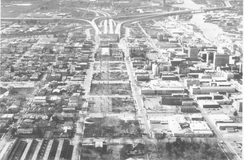 Crosstown Freeway 1970s